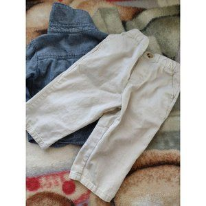 Carter's Outfit Toddler Boy 18 Months